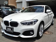 BMW120iMsport 認定中古車 パーキングサポートPKG