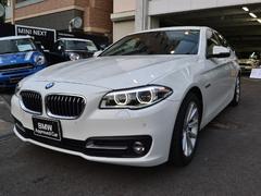 BMW523dイノベーター認定中古車145台限定モデル