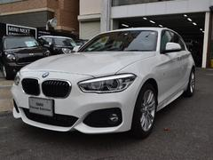 BMW118d Msport 認定中古車 ドライブアシスト