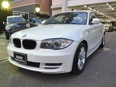 BMW120i認定中古車 電動シート ワンオーナー