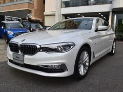 BMW523d ラグジュアリー ハイラインパッケージ認定中古車