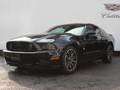 フォード マスタングザ ブラック 正規D車 1オーナー 限定40台 地デジTV