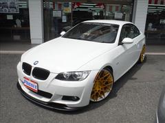 BMW335iカブリオレ MスポーツHDDナビ本革シートHID