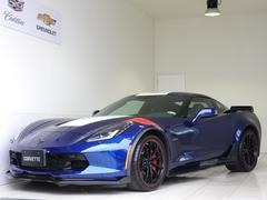 シボレー コルベットグランスポーツ アドミラルブルー ヘリテージ 限定車 新車