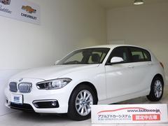 BMW118i ディーラー車 LEDヘッドライト ナビ
