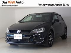 VW ゴルフTSIハイライン ディスカバープロ DCC 認定中古車