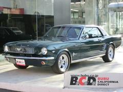 フォード マスタング クーペ 2D  V8−302Ci 自社輸入車(フォード)