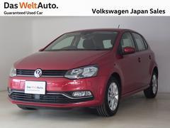 VW ポロTSIコンフォートラインアップグレードパック DWA認定車