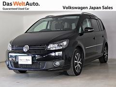 VW ゴルフトゥーランTSI ハイライン NABI ETC Bカメラ DWA認定車