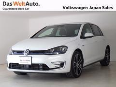 VW ゴルフGTEPHV ディスカバープロ ワンオーナー DWA認定中古車