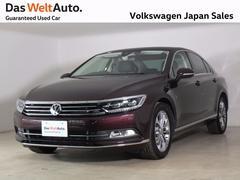 VW パサートTSIハイライン スライディングルーフ付き DWA認定中古車