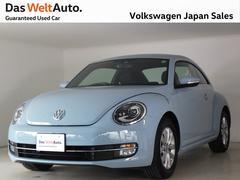 VW ザ・ビートルデザイン 純正ナビバックカメラ1オーナー 禁煙車 認定中古車
