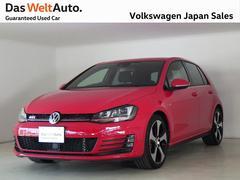 VW ゴルフGTIベースグレード NABI ETC DWA認定中古車