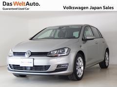 VW ゴルフTSIコンフォートライン コネクト NABI 弊社デモカー