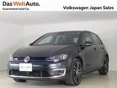 VW ゴルフGTEベースグレードPHVディスカバープロ ワンオーナー認定中古車