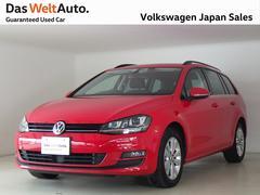 VW ゴルフヴァリアントTSIコンフォートライン NABI ETC DWA認定中古車