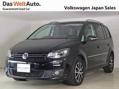 VW ゴルフトゥーランTSI ハイライン NABI リアTV Bカメラ DWA認定