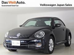 VW ザ・ビートルデザイン ETC付 DWA認定中古車