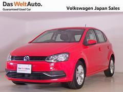 VW ポロプレミアムエディション Bカメラ DWA認定中古車