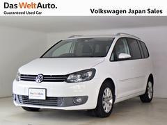 VW ゴルフトゥーランTSI ハイライン ETC DWA認定中古車
