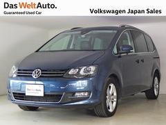VW シャランTSI ハイライン NABI ETC Bカメラ DWA認定車