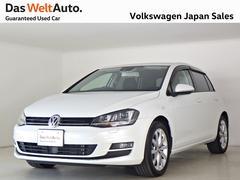 VW ゴルフTSIハイライン NABI ETC Bカメラ DWA認定車