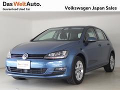 VW ゴルフTSIコンフォートライン NABI ETC DWA認定中古車