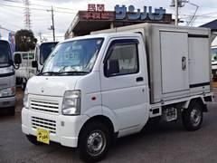 キャリイトラック冷蔵冷凍車 −20℃設定 AT