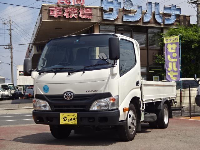 トヨタ フルジャストロー 2t積10尺4.0Dターボ 6AT
