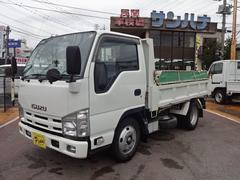 エルフトラック3t積 ダンプ 3.0Dターボ 6F