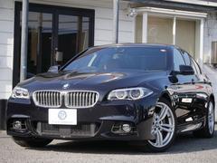 BMWアクティブハイブリッド5 Mスポーツ 後期 1オナ 1年保証