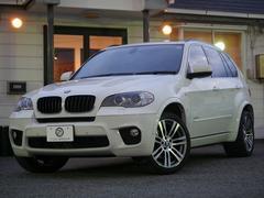 BMW X5xDrive 35iMスポP 7人乗 パノラマSR 1年保証