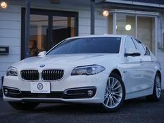BMW523iラグジュアリー 後期 1オナ 追従クルコン 新車保証