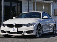 BMW435iクーペ スポーツ ACC黒革LEDヘッド 新車保証