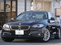 BMW523iラグジュアリー後期 Dアシストプラス ACC1年保証