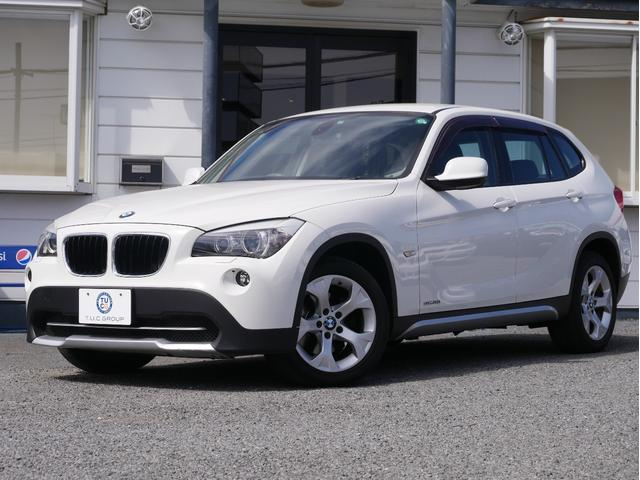 BMW X1 sDrive 18i ハイライン 黒革 HDDナビ ...