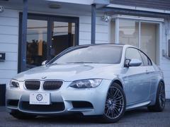 BMWM3クーペ MDCT Mドライブ 黒革 新iドライブ2年保証