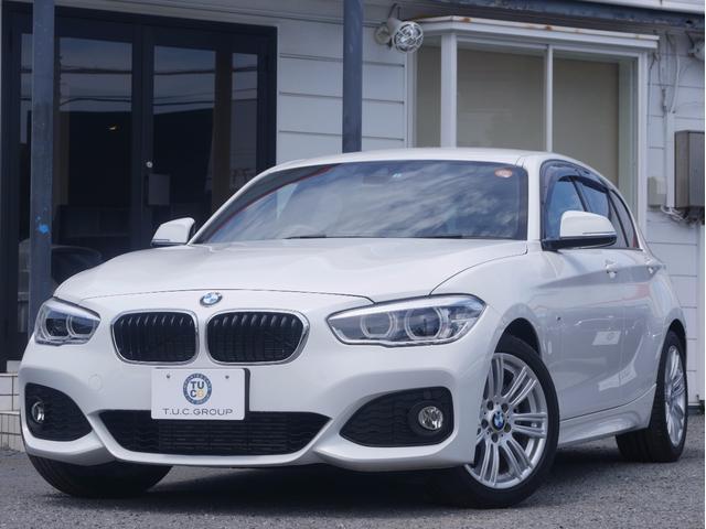 BMW 118d Mスポーツ Dアシスト クルコン LED 新車保証