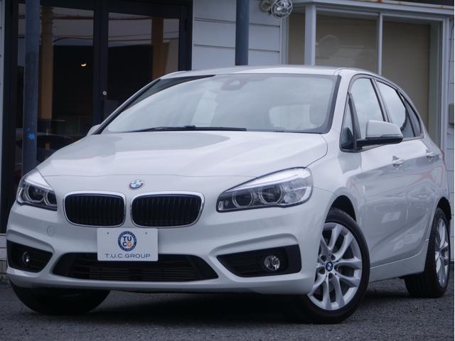 BMW 218iアクティブツアラーS-EDファッショ二スタ 新車保証