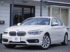 BMW118i セレブレーションEDマイスタイル 黒革 新車保証
