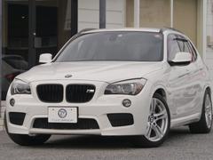 BMW X1xDrive 20i Mスポーツ中期 四駆 Bカメ 2年保証