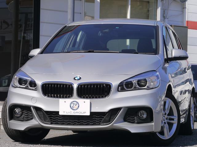 BMW 218iグランツアラー Mスポーツ コンフォプラス 新車保証
