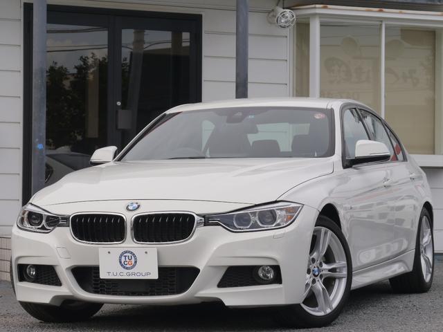 BMW 320d Mスポーツ ACCSOS BTオーディオ 新車保証