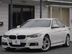 BMW320i Mスポーツ ACC 黒革 SOS iスト 新車保証