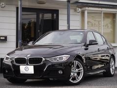 BMW320i Mスポーツ ACC SOS istop 新車保証