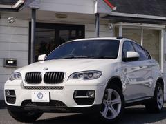 BMW X6xDrive 35i 後期 1オナ SR黒革LED 2年保証