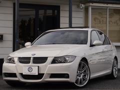 BMW335i Mスポーツ サンR 黒革 スマートキー 2年保証