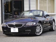 BMW Z4リミテッドエディション特別限定車コンビ革HDDナビ 2年保証