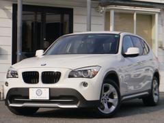 BMW X1sDrive18i Xライン HDDナビ フルセグ 2年保証
