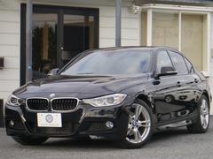 BMW320iMスポーツ 1オーナ iストップ 8速AT 2年保証